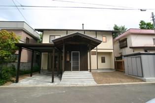 八重田の家